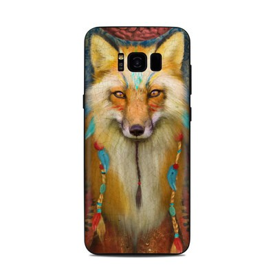 Samsung Galaxy S8 Plus Skin - Wise Fox