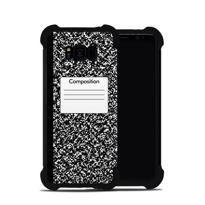 Samsung Galaxy S8 Plus Bumper Case - Composition Notebook