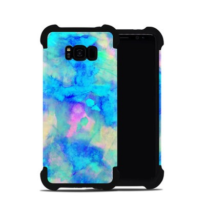Samsung Galaxy S8 Plus Bumper Case - Electrify Ice Blue