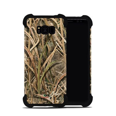 Samsung Galaxy S8 Plus Bumper Case - Shadow Grass Blades
