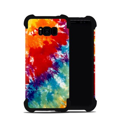 Samsung Galaxy S8 Plus Bumper Case - Tie Dyed