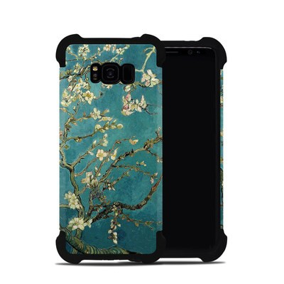 Samsung Galaxy S8 Plus Bumper Case - Blossoming Almond Tree