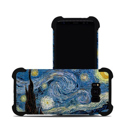 Samsung Galaxy S8 Plus Bumper Case - Starry Night