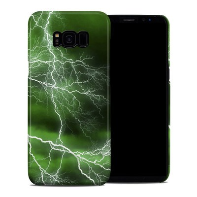 Samsung Galaxy S8 Plus Clip Case - Apocalypse Green