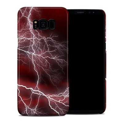 Samsung Galaxy S8 Plus Clip Case - Apocalypse Red