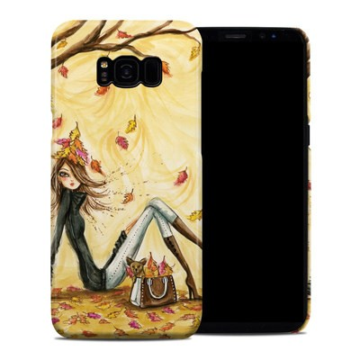 Samsung Galaxy S8 Plus Clip Case - Autumn Leaves