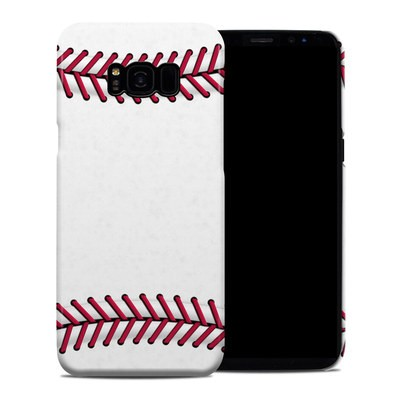 Samsung Galaxy S8 Plus Clip Case - Baseball