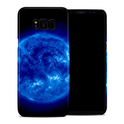 Samsung Galaxy S8 Plus Clip Case - Blue Giant