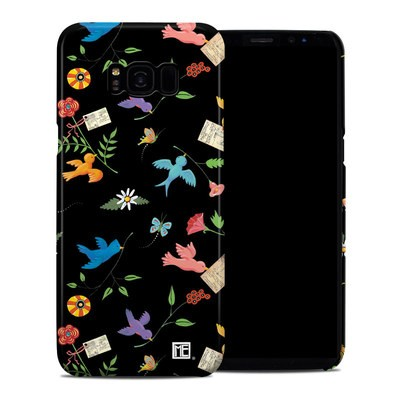 Samsung Galaxy S8 Plus Clip Case - Birds