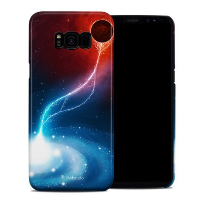 Samsung Galaxy S8 Plus Clip Case - Black Hole