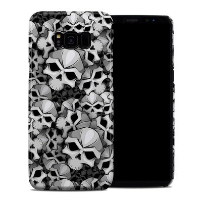 Samsung Galaxy S8 Plus Clip Case - Bones