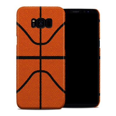 Samsung Galaxy S8 Plus Clip Case - Basketball