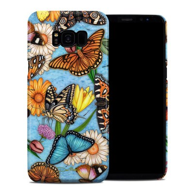 Samsung Galaxy S8 Plus Clip Case - Butterfly Land