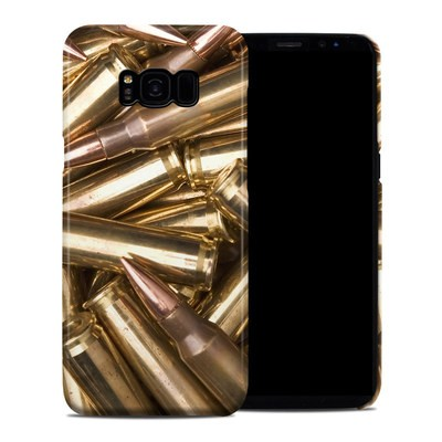 Samsung Galaxy S8 Plus Clip Case - Bullets