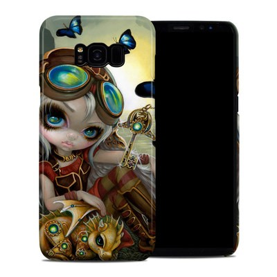 Samsung Galaxy S8 Plus Clip Case - Clockwork Dragonling