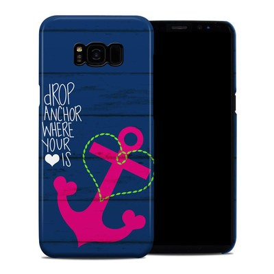 Samsung Galaxy S8 Plus Clip Case - Drop Anchor