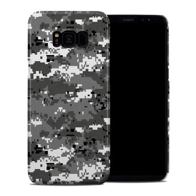 Samsung Galaxy S8 Plus Clip Case - Digital Urban Camo