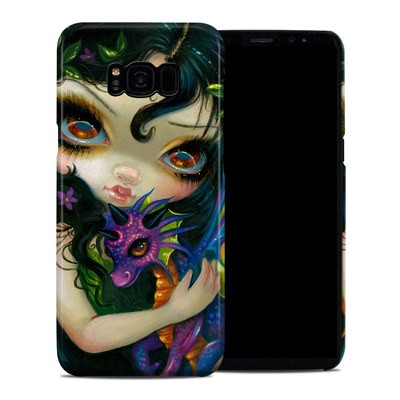 Samsung Galaxy S8 Plus Clip Case - Dragonling Child