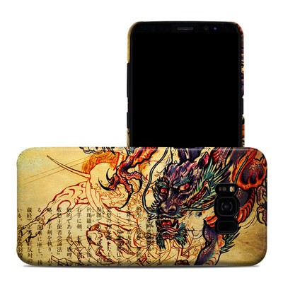 Samsung Galaxy S8 Plus Clip Case - Dragon Legend