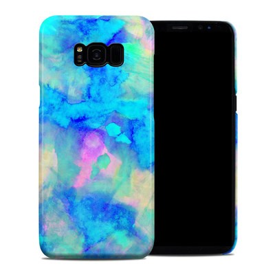 Samsung Galaxy S8 Plus Clip Case - Electrify Ice Blue