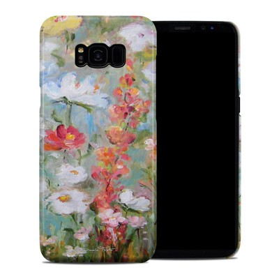 Samsung Galaxy S8 Plus Clip Case - Flower Blooms