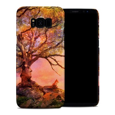Samsung Galaxy S8 Plus Clip Case - Fox Sunset