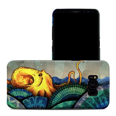 Samsung Galaxy S8 Plus Clip Case - From the Deep