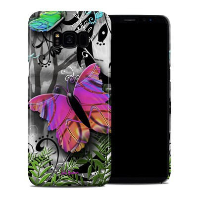 Samsung Galaxy S8 Plus Clip Case - Goth Forest