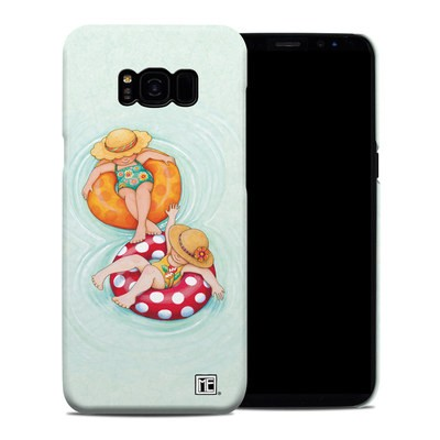 Samsung Galaxy S8 Plus Clip Case - Inner Tube Girls