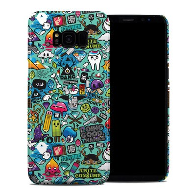 Samsung Galaxy S8 Plus Clip Case - Jewel Thief