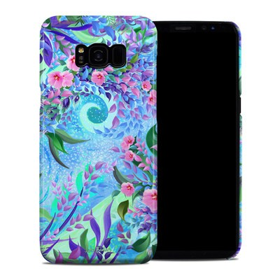 Samsung Galaxy S8 Plus Clip Case - Lavender Flowers