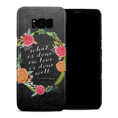 Samsung Galaxy S8 Plus Clip Case - Love Done Well