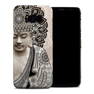 Samsung Galaxy S8 Plus Clip Case - Meditation Mehndi