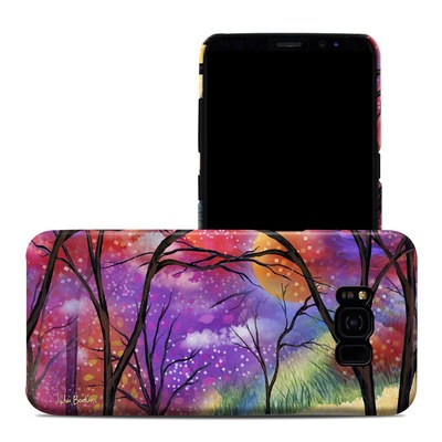 Samsung Galaxy S8 Plus Clip Case - Moon Meadow