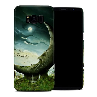 Samsung Galaxy S8 Plus Clip Case - Moon Stone