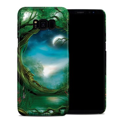 Samsung Galaxy S8 Plus Clip Case - Moon Tree