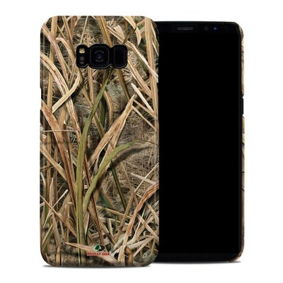 Samsung Galaxy S8 Plus Clip Case - Shadow Grass Blades
