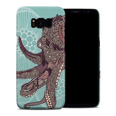Samsung Galaxy S8 Plus Clip Case - Octopus Bloom