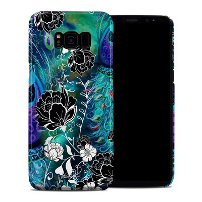 Samsung Galaxy S8 Plus Clip Case - Peacock Garden