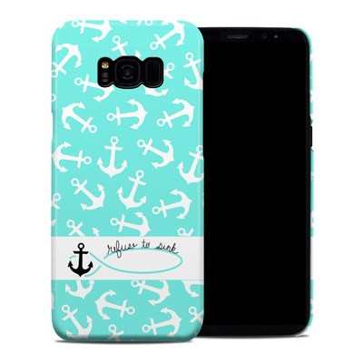 Samsung Galaxy S8 Plus Clip Case - Refuse to Sink