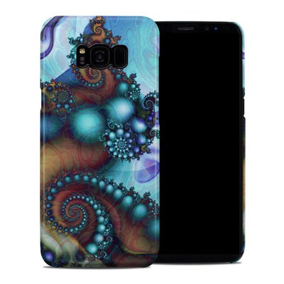 Samsung Galaxy S8 Plus Clip Case - Sea Jewel