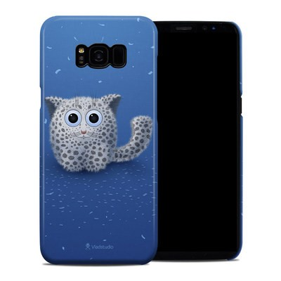 Samsung Galaxy S8 Plus Clip Case - Snow Leopard
