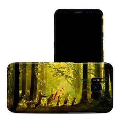 Samsung Galaxy S8 Plus Clip Case - Secret Parade