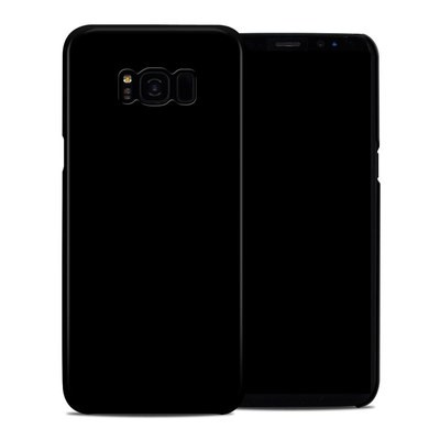 Samsung Galaxy S8 Plus Clip Case - Solid State Black