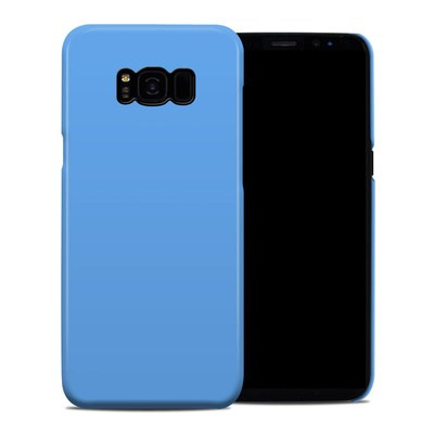 Samsung Galaxy S8 Plus Clip Case - Solid State Blue