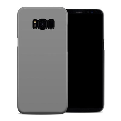 Samsung Galaxy S8 Plus Clip Case - Solid State Grey