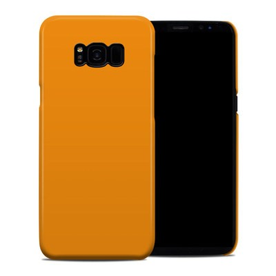 Samsung Galaxy S8 Plus Clip Case - Solid State Orange