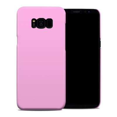 Samsung Galaxy S8 Plus Clip Case - Solid State Pink