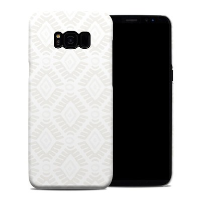 Samsung Galaxy S8 Plus Clip Case - Stamped Diamond