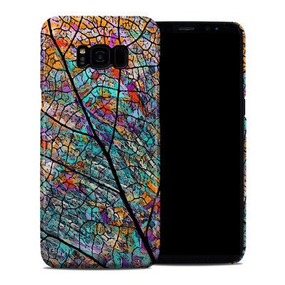 Samsung Galaxy S8 Plus Clip Case - Stained Aspen